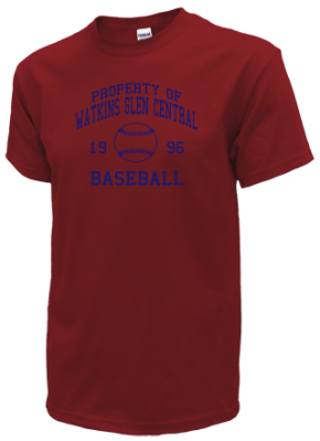 Watkins Glen Central High School T-Shirts