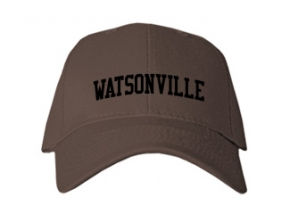 Watsonville High School Kid Embroidered Baseball Caps