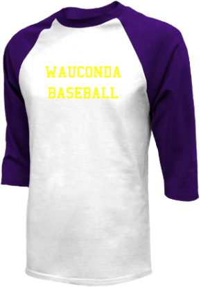 Wauconda High School Raglan Shirts