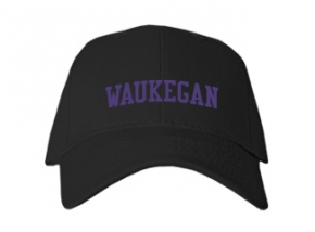 Waukegan High School Kid Embroidered Baseball Caps