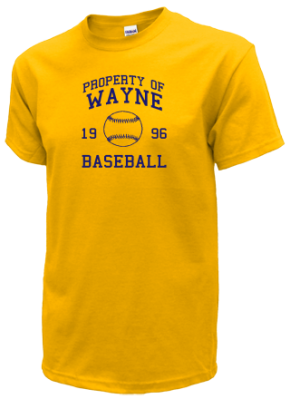 Wayne High School T-Shirts