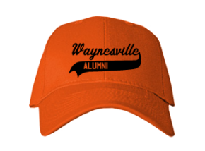 Waynesville Middle School Embroidered Baseball Caps