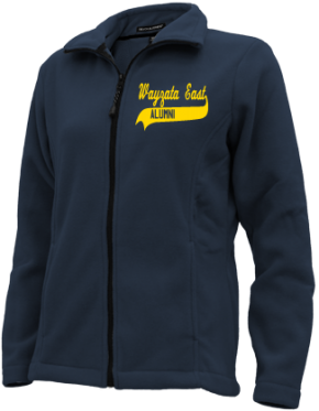 Wayzata East Junior High School Embroidered Fleece Jackets