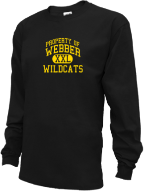 Webber Middle School Kid Long Sleeve Shirts