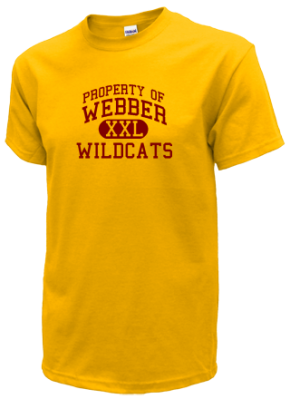 Webber Middle School Kid T-Shirts