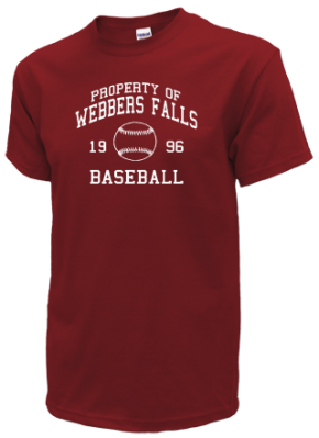 Webbers Falls High School T-Shirts