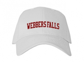 Webbers Falls High School Kid Embroidered Baseball Caps