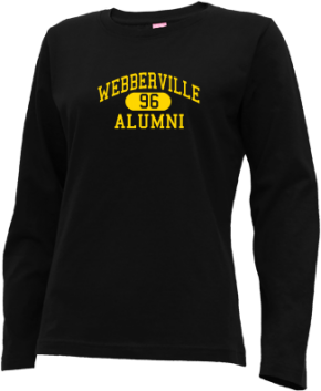 Webberville Elementary School Long Sleeve Shirts