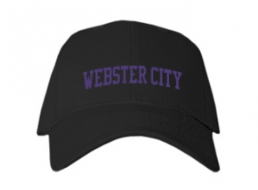 Webster City High School Kid Embroidered Baseball Caps