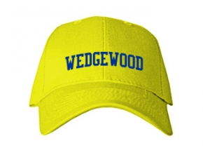 Wedgewood Middle School Kid Embroidered Baseball Caps