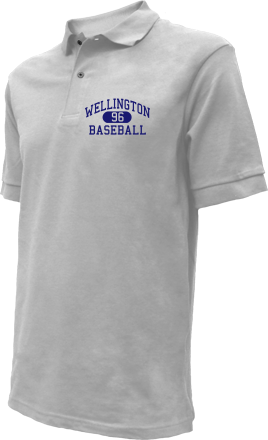 Wellington High School Embroidered Polo Shirts