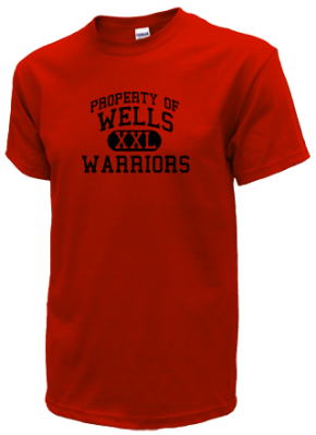Wells High School Kid T-Shirts