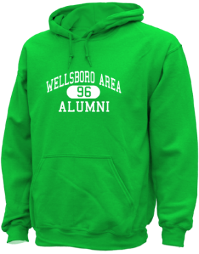 Wellsboro Area High School Hoodies