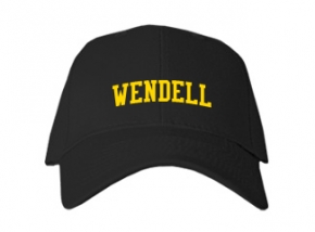 Wendell High School Kid Embroidered Baseball Caps