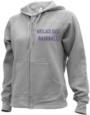 Weslaco East High School Zip-up Hoodies