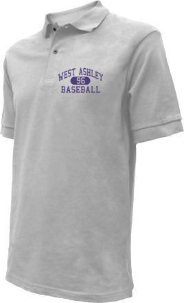 West Ashley High School Embroidered Polo Shirts