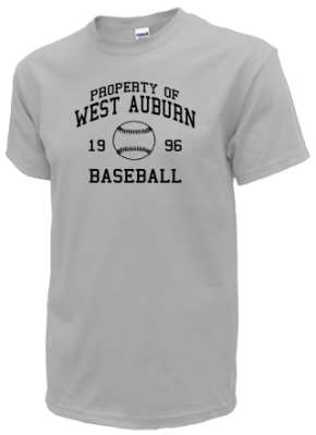 West Auburn High School T-Shirts