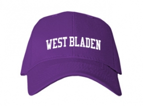 West Bladen High School Kid Embroidered Baseball Caps
