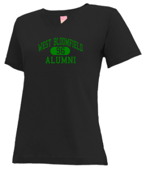 West Bloomfield High School V-neck Shirts