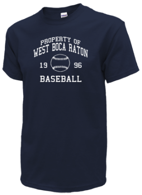 West Boca Raton High School T-Shirts
