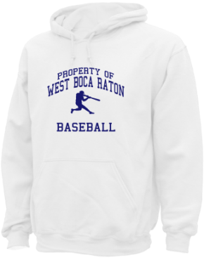 West Boca Raton High School Hoodies