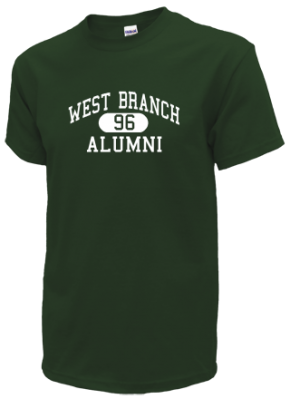 West Branch High School T-Shirts
