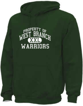 West Branch High School Hoodies