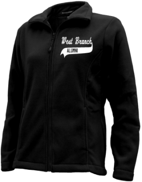 West Branch High School Embroidered Fleece Jackets
