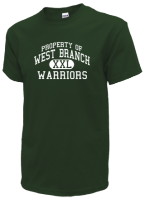 West Branch High School Kid T-Shirts