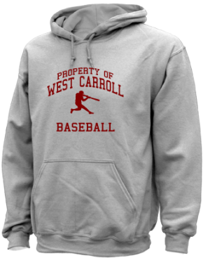 West Carroll High School Hoodies