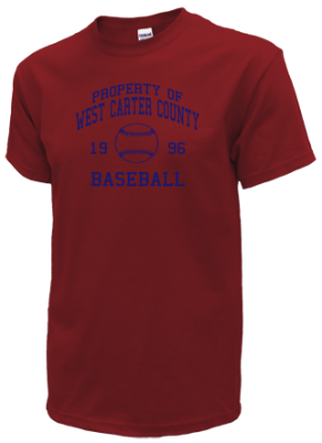 West Carter County High School T-Shirts