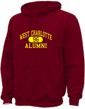 West Charlotte High School Hoodies