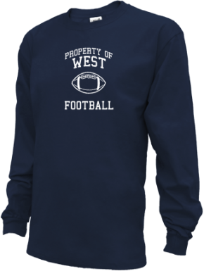 West Elementary School Kid Long Sleeve Shirts