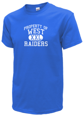 West Elementary School Kid T-Shirts