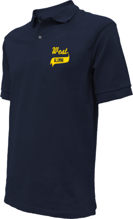 West Elementary School Embroidered Polo Shirts