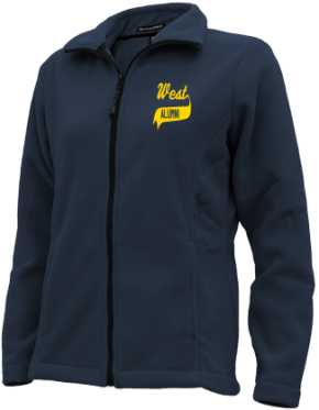 West Elementary School Embroidered Fleece Jackets