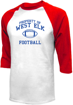 West Elk High School Raglan Shirts