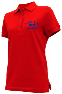 West Elk High School Embroidered Polo Shirts