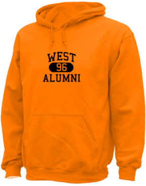 West High School Hoodies