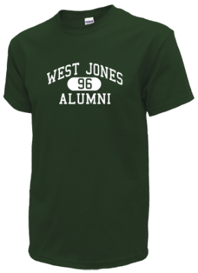 West Jones High School T-Shirts