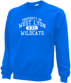 West Lyon High School Sweatshirts