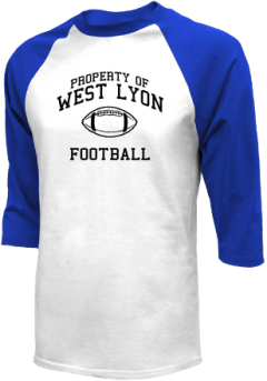 West Lyon High School Raglan Shirts