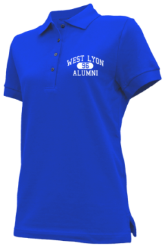 West Lyon High School Embroidered Polo Shirts