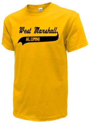West Marshall High School T-Shirts