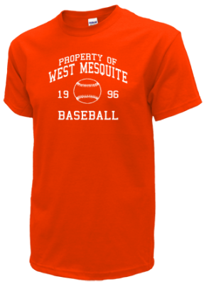 West Mesquite High School T-Shirts
