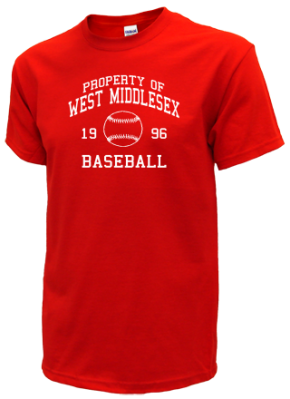 West Middlesex High School T-Shirts