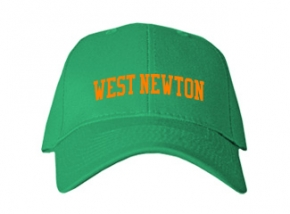 West Newton Elementary School Kid Embroidered Baseball Caps