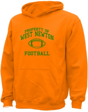 West Newton Elementary School Kid Hooded Sweatshirts