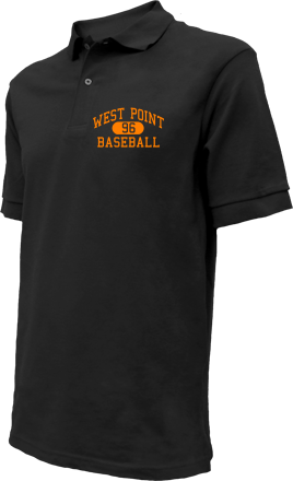 West Point High School Embroidered Polo Shirts
