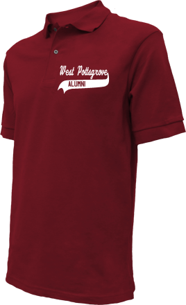 West Pottsgrove Elementary School Embroidered Polo Shirts